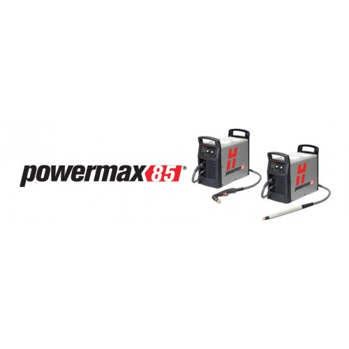 Hypertherm Metal Cutting System Powermax Air Plasma System Powermax85 - Amcoweld