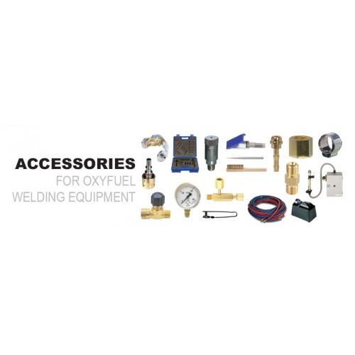 MESSER Oxy- Fuel Cutting & Welding Technology Accessories for Oxyfuel Welding Equipment