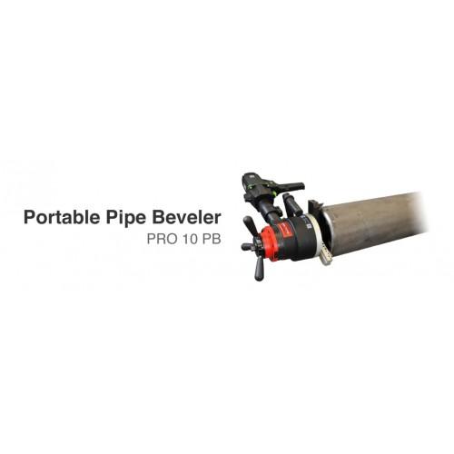 PROMOTECH Smart Tools For Heavy Tasks Portable Pipe Beveler PRO 10 PB