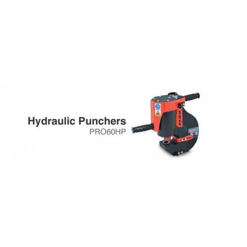 PROMOTECH Smart Tools For Heavy Tasks Hydraulic Puncher PRO 60HP / PRO 110HP