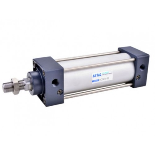 Airtac Pneumatic Actuator Standard Cylinder, SCD series Tie-Rod Double Rod Type