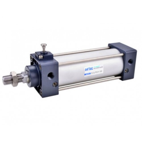AirTAC Pneumatic Actuator Standard Cylinder, SCL series Tie-Rod Double Acting with Locker Type