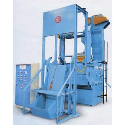 Growell Shot Blast Machine Fully Automated Blast Systems Tumble Blast Machine Apron Type -- GMSB Engineering