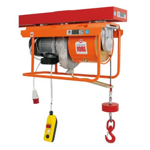Officine Iori Elevatori Elettrici e Diesel Electric and Diesel Hoists, DT 800/D