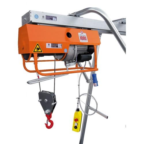 Officine Iori Elevatori Elettrici e Diesel Electric and Diesel Hoists, DM 800 MAX