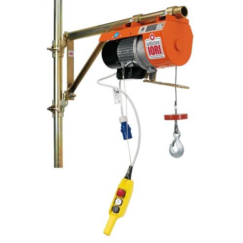 Officine Iori Elevatori Elettrici e Diesel Electric and Diesel Hoists, DM 150/E, DM 200/E
