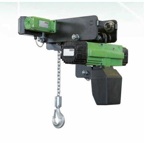RWM Electric Chain Hoist Low Headroom series Type-CE - Range from 125kg to 5000kg -- GrowaCrane