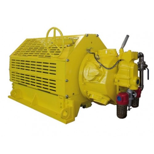 MaxPull 15 MT Pneumatic Operated Winch MP15-MK36