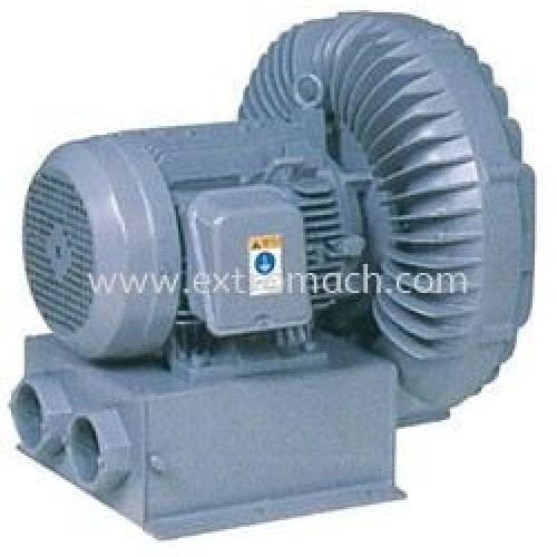 Hitachi 3 Phase 400V 2P Vortex Blower Low Noise Type (E-Series) VB-004-E3