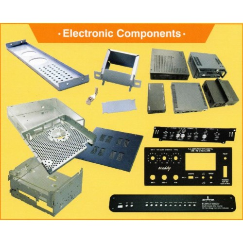 Electronic Components Metal Fabricated Parts-- Laser Industries Sdn Bhd