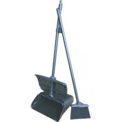 Upright Plastic Dust Pan