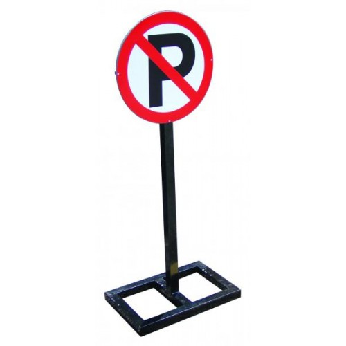 No Parking Stand Traffic Safety