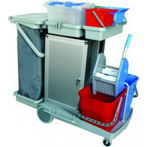 CT JT 150C Janitor Cart