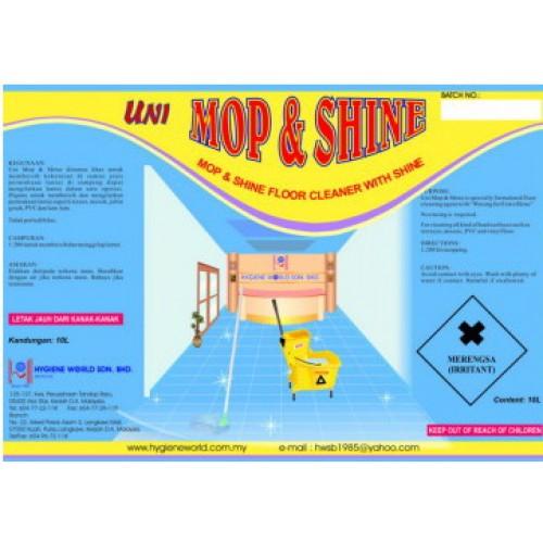 Uni Mop & Shine Neutral Cleaner