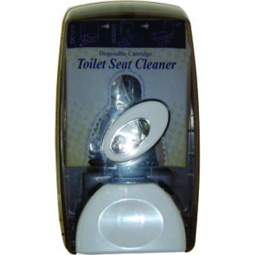 Toilet Seat Sanitizing Cleaner Dispenser